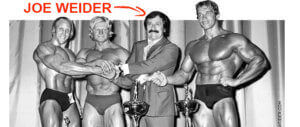 Joe Weider: the undying godfather of bodybuilding