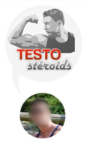 contactez-moi pour vos questions sur la testostérone
