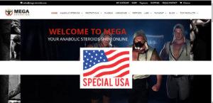 Test: Mega-Steroids.com [Special USA]